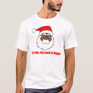 Black Santa, Bigger sack T-Shirt