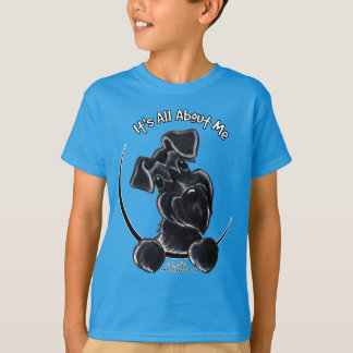 Black Schnauzer IAAM T-Shirt