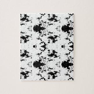 Black Shapes Puzzle