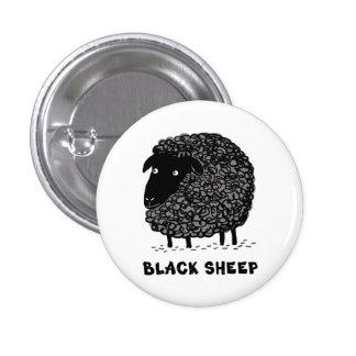 Black Sheep 3 Cm Round Badge