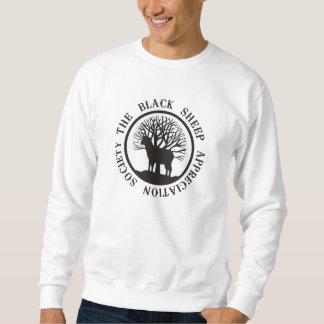 Black Sheep Appreciation Society Sweatshirt