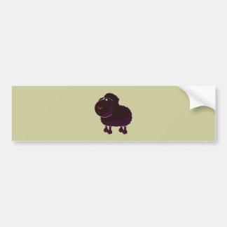 black sheep black sheep bumper sticker