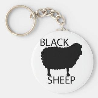 Black Sheep Key Ring