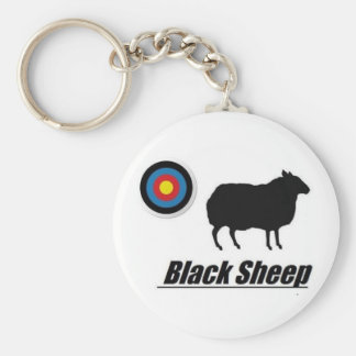 Black Sheep Keychain
