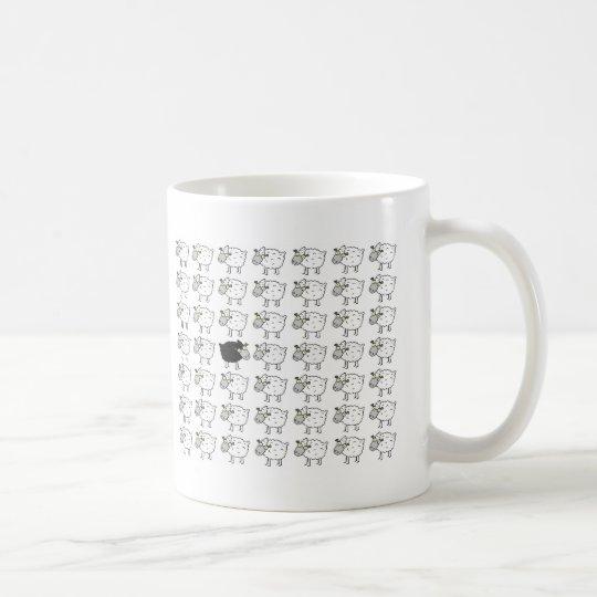 Black Sheep (L) Coffee Mug