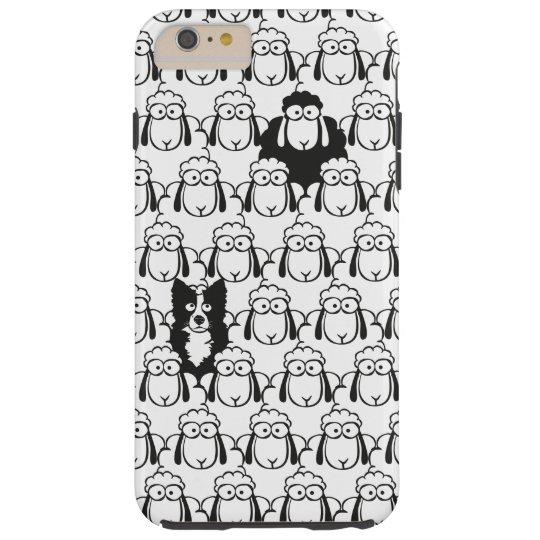 Black Sheep Phone Case