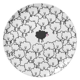 Black Sheep Plate