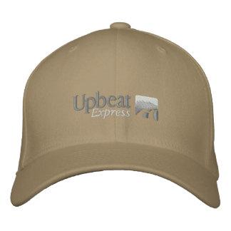 Black Shirt Logo Embroidered Hat