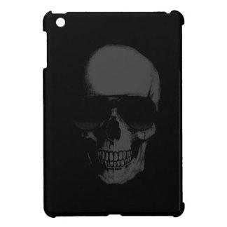 Black Skull iPad Mini Case