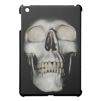 black skull iPad mini case