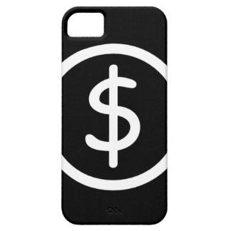Black SmoothDollar Original iPhone 5/5S Case