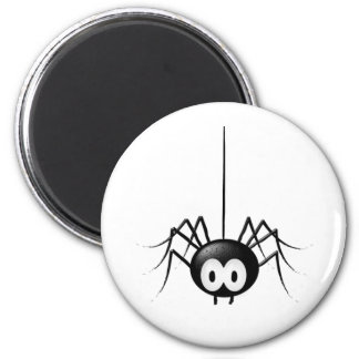 Black Spider Cute Halloween Gift Magnets
