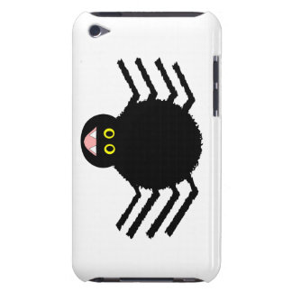 Black Spider iPod Case Case-Mate iPod Touch Case