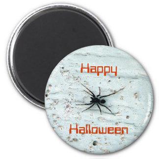 Black Spider Magnet