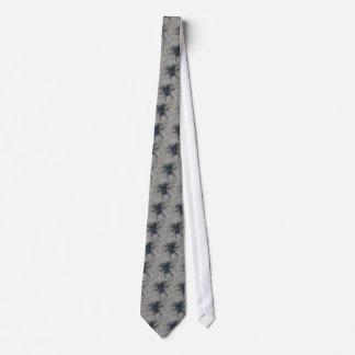 Black Spider Tie
