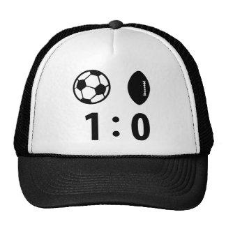 black sport icon cap