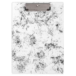 Black Spots Clipboard