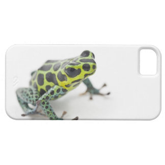 Black Spotted Green Poison Dart Frog (Ranitomeya Case For The iPhone 5