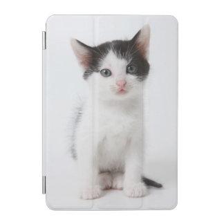 Black Spotted Kitten iPad Mini Cover
