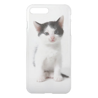 Black Spotted Kitten iPhone 8 Plus/7 Plus Case