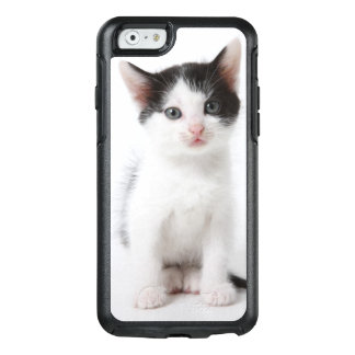 Black Spotted Kitten OtterBox iPhone 6/6s Case