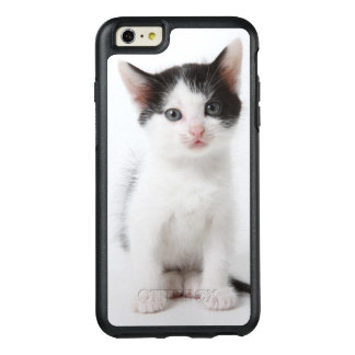 Black Spotted Kitten OtterBox iPhone 6/6s Plus Case