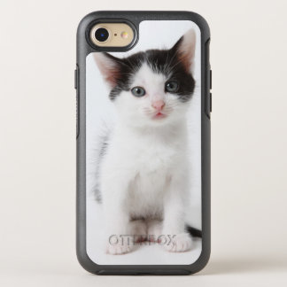 Black Spotted Kitten OtterBox Symmetry iPhone 8/7 Case