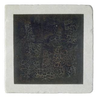 Black Square Trivets