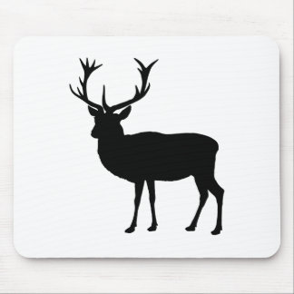 Black Stag Mousepads