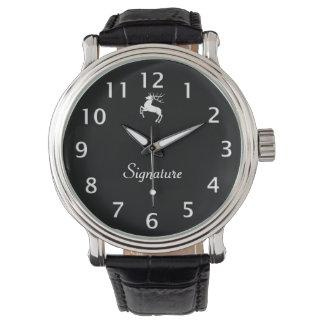 Black Stag Signature Watch