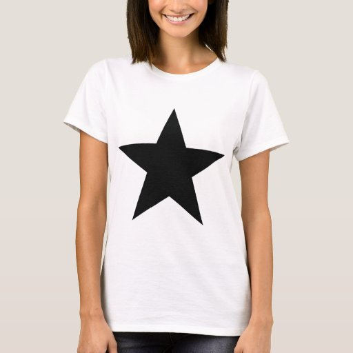 black star icon T-Shirt