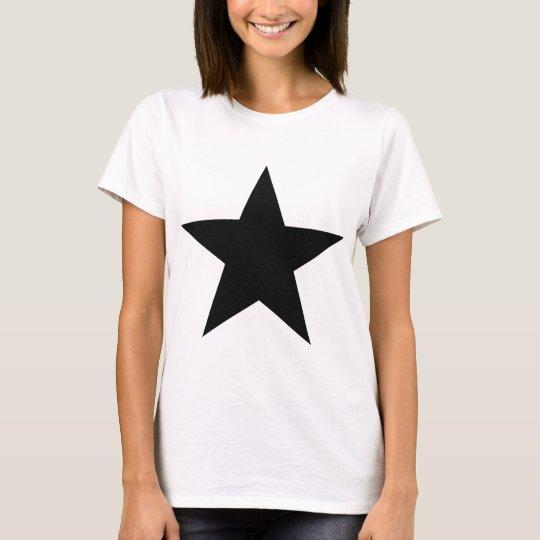 black star icon T-Shirt