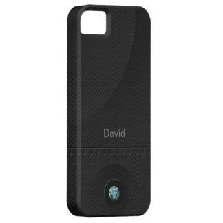 Black Steel Samurai iPhone 5 Cases