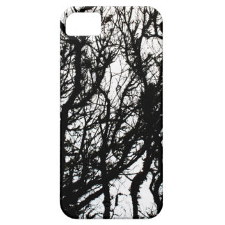 Black Stone Rustic Rigid Tough Wall Art Fashion Na Case For The iPhone 5