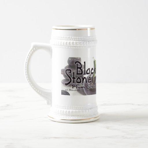 Black Stone Stout Coffee Mugs