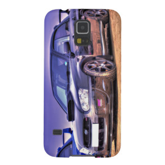 Black Subaru Impreza WRX STi Case For Galaxy S5