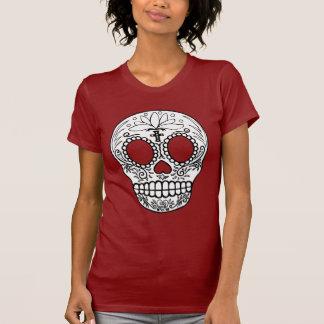 Black Sugar Skull T-shirt
