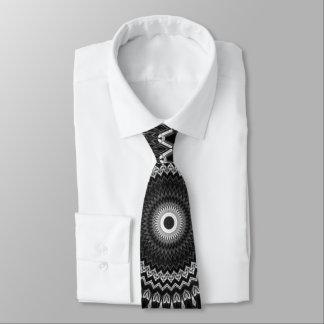 Black Sun Tie