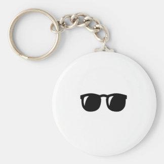 Black Sunglasses Key Chain