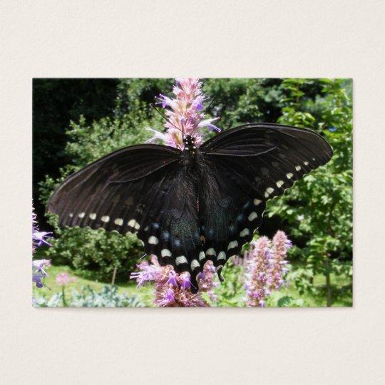 Black Swallowtail 67 ~ ATC Business Card