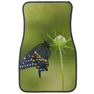 Black Swallowtail butterfly Car Mat