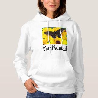 Black Swallowtail butterfly Hoodie