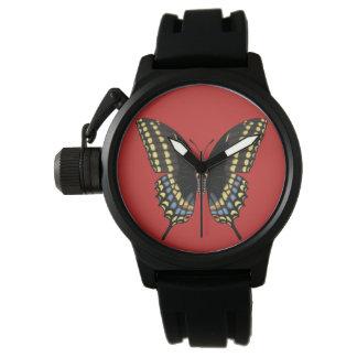 Black Swallowtail Butterfly Watch
