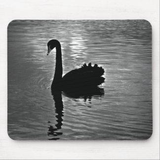 Black Swan - Australian Native Animal Mouse Mat