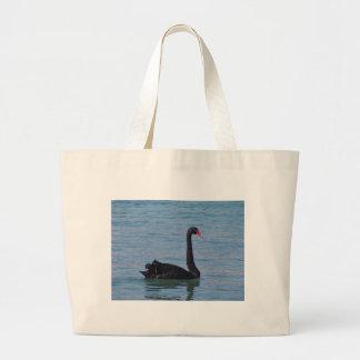 Black Swan Canvas Bags