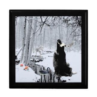 Black Swan Gift Box