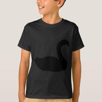 black swan icon T-Shirt