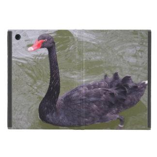 Black Swan iPad Mini Case with No Kickstand