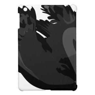black swan iPad mini cover