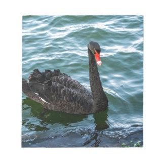 Black Swan Notepad